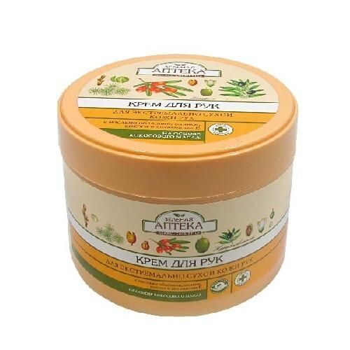 Купить Крем для рук для экстремально сухой кожи рук с маслом облепихи 300мл цена