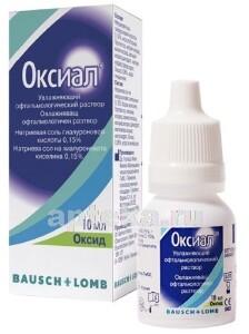 Купить Увлажняющий офтальмологический раствор 10мл флак/кап цена