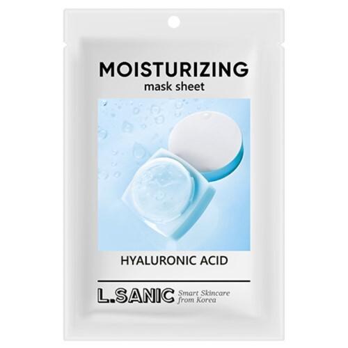 Купить Увлажняющая тканевая маска с гиалуроновой кислотой n1 цена