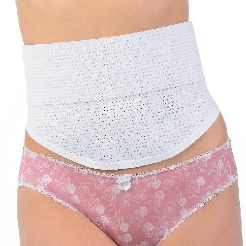 Купить Бандаж дородовой стерильный белый /100-104/аист цена