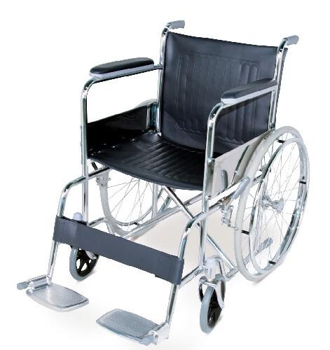 Кресло-коляска  amrw18p-el пневматические колеса