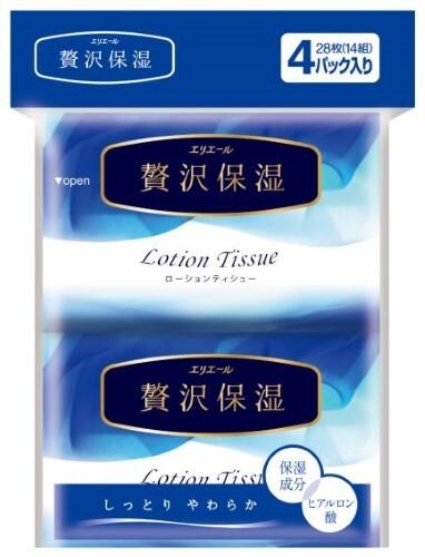 Купить Lotion tissue салфетки бумажные (платочки) n14х4 цена