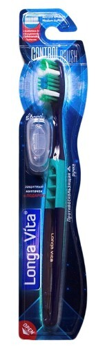 Купить Control зубная щетка для взрослых арт к321 цена