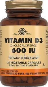 Купить Витамин d3 600ме цена
