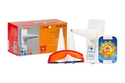 Купить Облучатель солнышко ультрафиолетовый оуф-06 цена