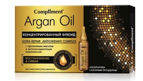 Купить Argan oil флюид концентрированный с аргановым маслом и антиоксидантным комплексом n7 цена