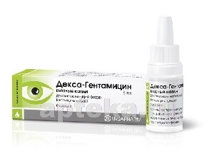 Декса-гентамицин