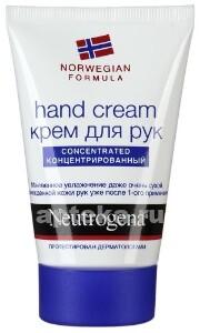 Купить Норвежская формула концентрированный крем для рук с запахом 50мл цена