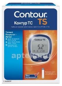 Купить Глюкометр контур тс /без устройства для прокалывания/ цена