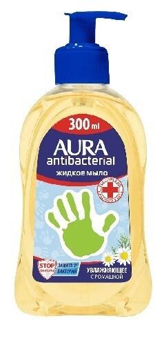 Купить Жидкое мыло для всей семьи с антибактериальным эффектом с ромашкой antibacterial 300 мл цена