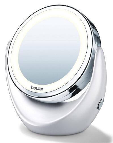 Купить Bs49 косметическое зеркало с подсветкой/диаметр 11см цена