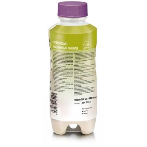 Купить Имунный ликвид 500мл /нейтральный вкус/ цена