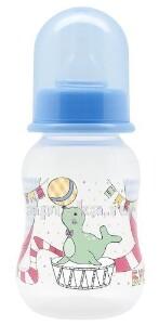 Купить Бутылочка силиконовая соска just lubby 0+ 125мл/16402 цена