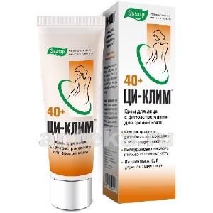 Ци-клим крем для лица с фитоэстрогенами для зрелой кожи 50мл