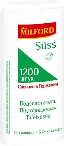 Купить Suss подсластитель n1200 табл цена