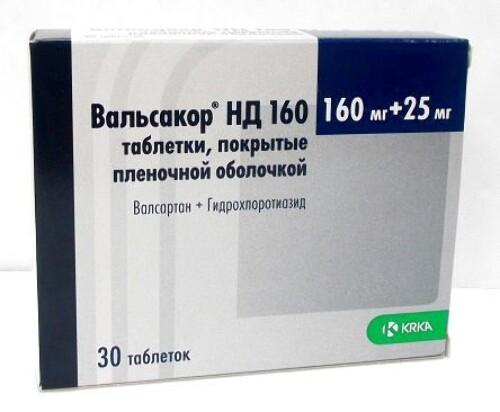 ВАЛЬСАКОР НД160