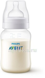 Купить Avent бутылочка для кормления anti-colic 260мл scf813/17 цена