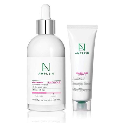 Набор AMPLEN для возрождения и восстановления кожи лица - со скидкой 20%