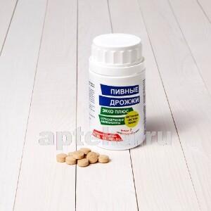 Купить Пивные дрожжи экко плюс с серосодержащими аминокислотами метионин-цистеин эффект цена
