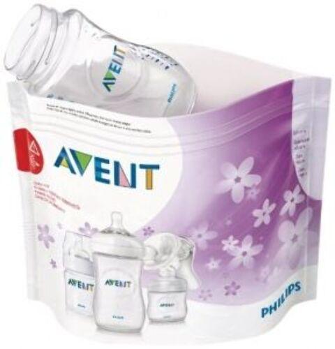 Купить Avent пакет для стерилизации в микроволновой печи n5 арт. 82970 scf297/05 цена