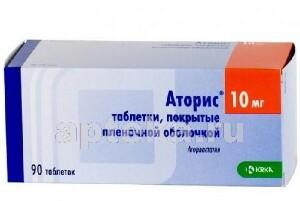 Купить Аторис 0,01 n90 табл п/плен/оболоч цена