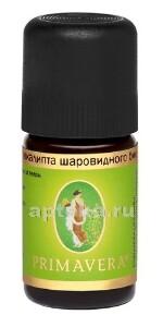 Масло эфирное эвкалипта шаровидного био 5мл/ примавера лайф