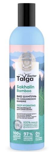 Купить Doctor taiga шампунь био увлажняющий для сухих волос 400мл цена