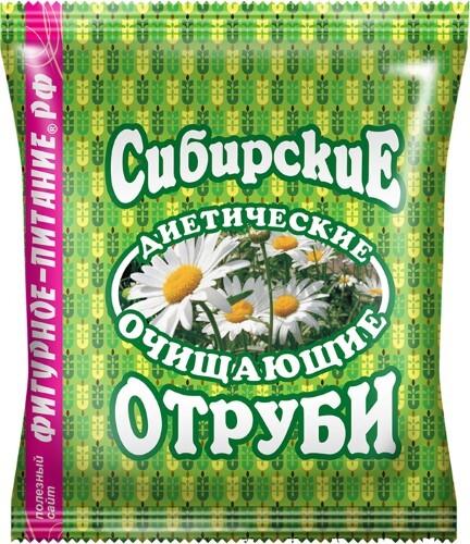 Купить Сибирские отруби пшеничные очищающие 200,0 цена