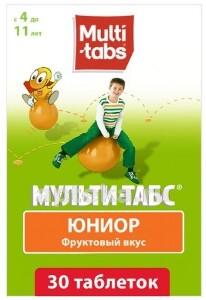 МУЛЬТИ-ТАБС ЮНИОР