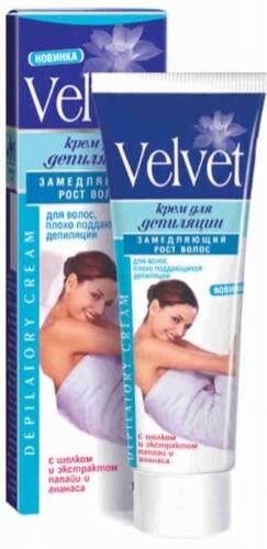 Купить Крем для депиляции замедляющий рост волос 100мл цена