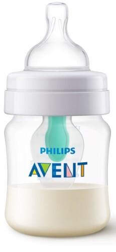 Купить Avent бутылочка для кормления anti-colic с клапаном airfree 125мл/scf810/14 цена