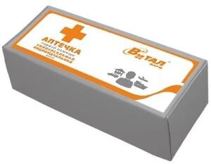 Купить Аптечка первой помощи универсальная индивидуальная мини виталфарм тип 15/1/7376 цена