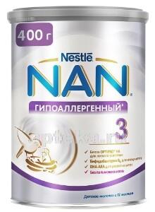 Купить 3 optipro ha гипоаллергенный напиток молочный сухой для детей с 12мес цена