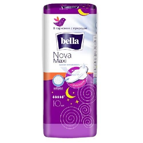 Купить Nova maxi прокладки n10 цена