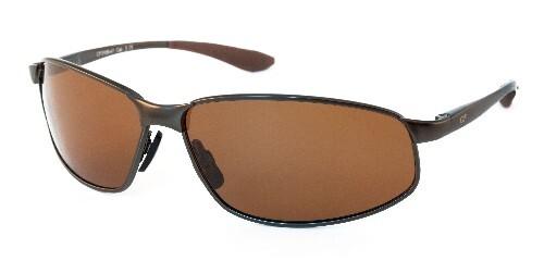 Купить Очки поляризационные мужские коричневая линза/сf3108 цена