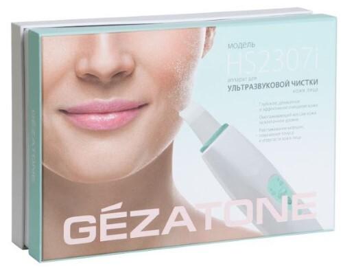 Купить Аппарат для ультразвуковой чистки лица gezatone модель bio sonic hs2307i цена
