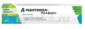 Купить Д-ПАНТЕНОЛ-НИЖФАРМ 5% 30,0 МАЗЬ Д/НАРУЖ ПРИМ цена