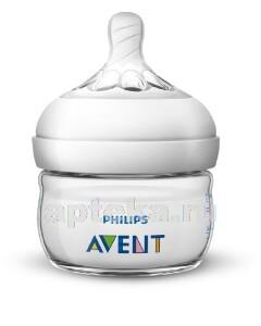 Купить Avent бутылочка для кормления 60мл natural scf039/17 цена