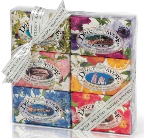 Купить Dolce vivere мыло туалетное сладкая жизнь 6x150,0/набор/ цена
