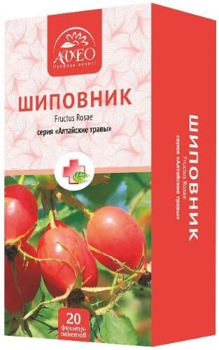 Купить Алтайские травы шиповник цена