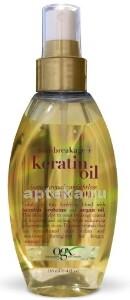Купить Легкое кератиновое масло-спрей против ломкости волос мгновенное восстановление 118мл цена