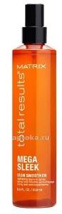 Купить Total results мега слик айрон смусер спрей для гладкости волос 250мл цена
