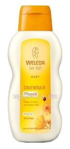 Купить Baby масло с календулой для младенцев 200мл цена
