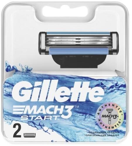 Купить Mach3 start сменные кассеты для бритья mach3 start n2 цена