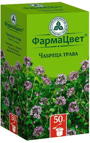 Купить ЧАБРЕЦА ТРАВА 50,0/КРАСНОГОРСКЛЕКСРЕДСТВА цена