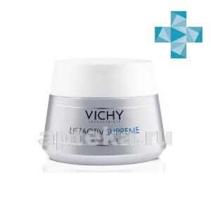 Купить Liftactiv supreme крем против морщин и для упругости сухой кожи 50мл цена