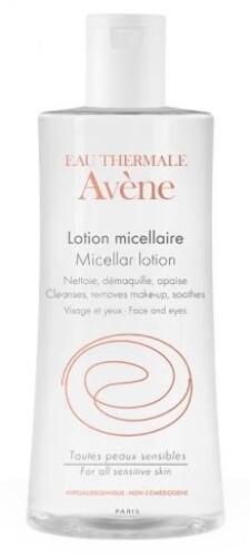 Купить Мицеллярный лосьон для очищения кожи и удаления макияжа 500мл цена
