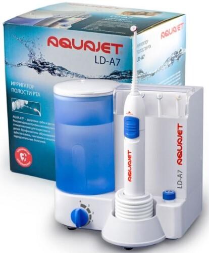 Купить Ирригатор полости рта aquajet ld-a7 цена
