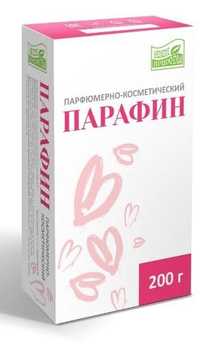 Купить НАСЛЕДИЕ ПРИРОДЫ ПАРАФИН КОСМЕТИЧЕСКИЙ 200,0 цена