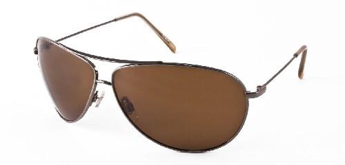 Купить Очки поляризационные унисекс коричневая линза/с12904 цена